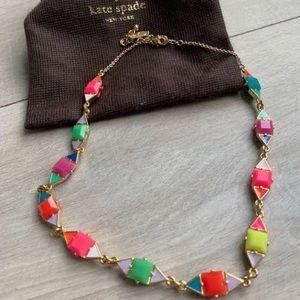 Kate Spade Title Necklace